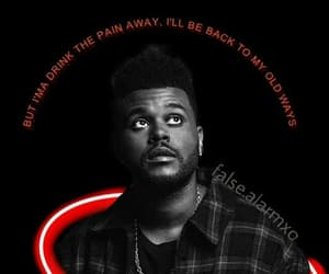 black, red, and starboy image