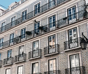 architecture, building, and lisbon image