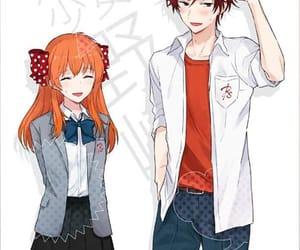 anime, anime girl, and gekkan shoujo nozaki-kun image