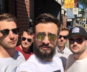 bastille and kyle simmons image