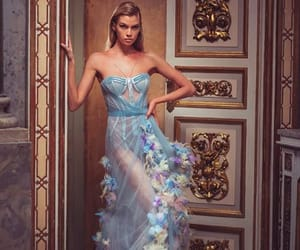 fashion, models, and Versace image