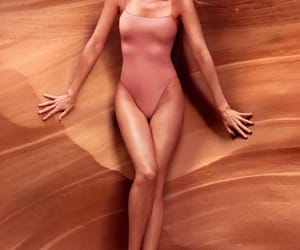 lingerie, models, and swimwear image