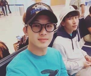minhyuk, sungjae, and eunkwang image
