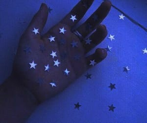 stars, aesthetic, and tumblr image