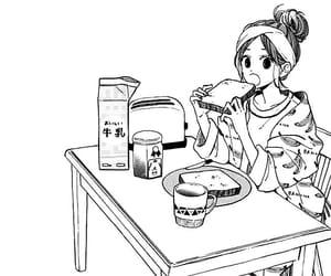 anime, b, and kawaii image