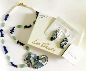 etsy, handcrafted jewelry, and necklace image