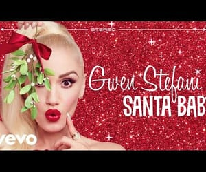 christmas, gwen stefani, and songs image