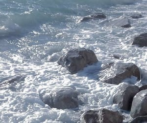 aesthetic, ocean, and water image
