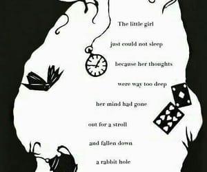 alice in wonderland, alternative, and dreams image