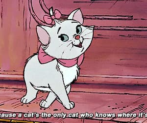 aristocats, cats, and disney image