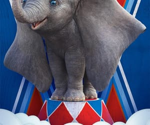 disney, movie, and dumbo image