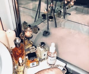 cosmetics, beauty, and perfume image