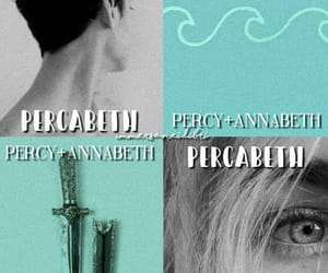 aesthetic, otp, and percy jackson image