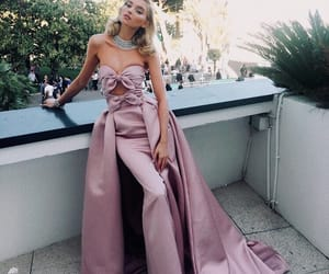 elsa hosk, model, and fashion image