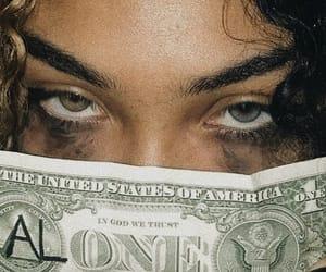 alone, money, and sad image