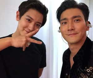 choi siwon, exo, and super junior image