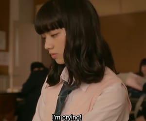 japanese, movie, and sad image