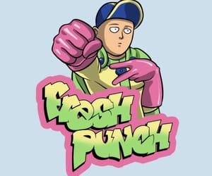 fresh prince of bel air, one punch man, and saitama image