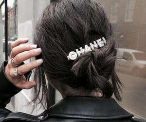 hair, chanel, and nails image