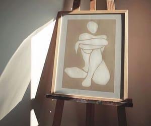 art, canvas, and decor image