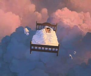 Dream, sleep, and art image
