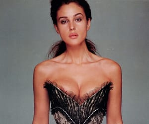 girl, pretty, and monica bellucci image