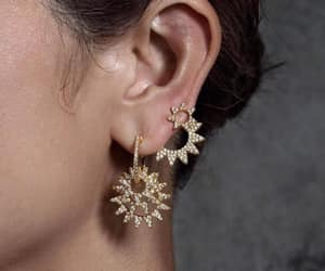 bijoux, earing, and jewelry image