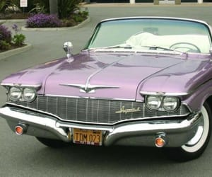 cars, lavender, and purple image