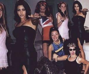 kim kardashian, young, and kim k image