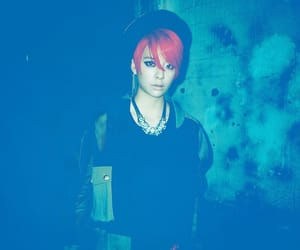 amber, kpop, and red light image