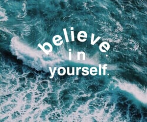 aesthetic, believe, and ocean image