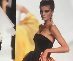 90s, fashion, and haute couture image