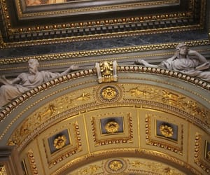 angels, architecture, and art image