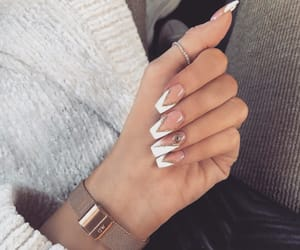 classy, nail inspo, and nails+claws+beauty image