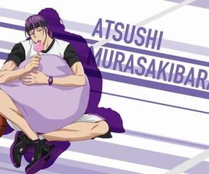 anime boy, murasakibara, and cute image