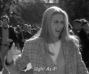 alicia silverstone, Clueless, and as if image
