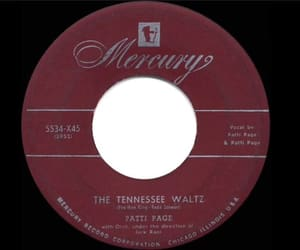 1950's, 50's, and tennessee waltz image