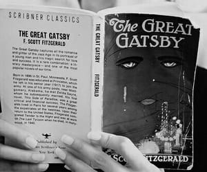 book, the great gatsby, and gatsby image