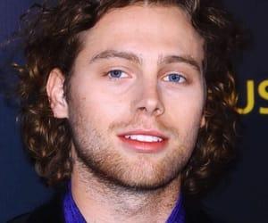 band, blue, and eyes image