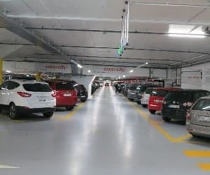 lax airport parking image