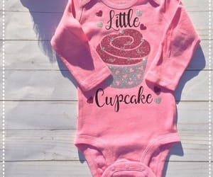 adorable, cupcake, and toddler image