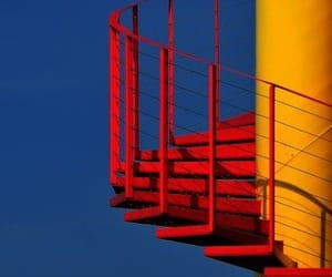 red, yellow, and blue image