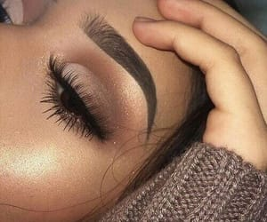 aesthetic, girly, and makeup image