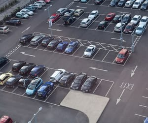 pearson airport parking image