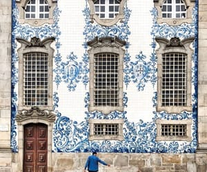 portugal, travel, and blue image
