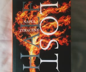 book, otp, and nabriel image