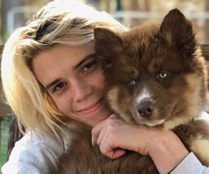 boys, cutie, and dog image