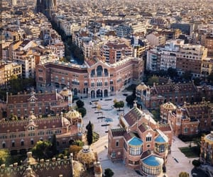 Barcelona, cities, and city image