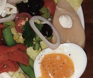 breakfast, diet, and dinner image