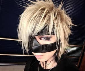 bassist, reita, and blond image
